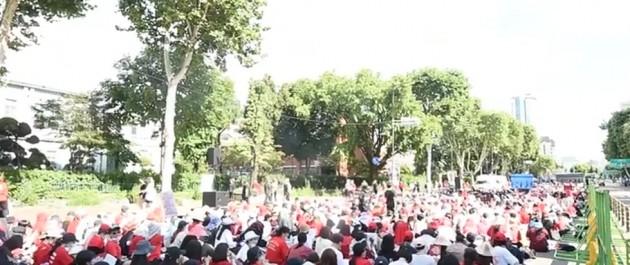 혜화역 시위