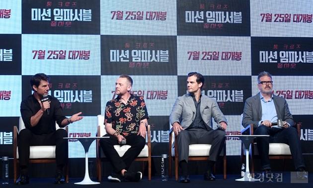맨몸 액션 장인 톰 크루즈의 헌신…'미션 임파서블6' 관전 포인트 3
