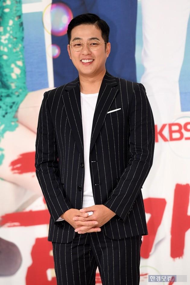 [포토] 박광현, '훈훈한 미소'