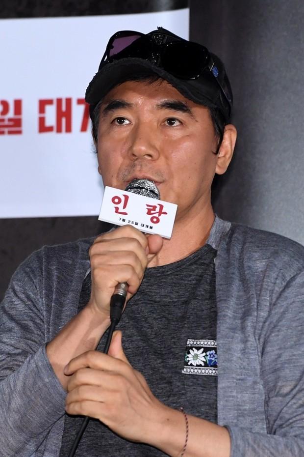 '인랑' 김지운 감독 /사진=최혁 기자