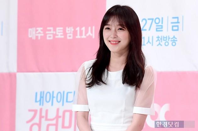[HK영상] 조우리, 맑고 투명한 미소~'차세대 청순퀸 예약!'