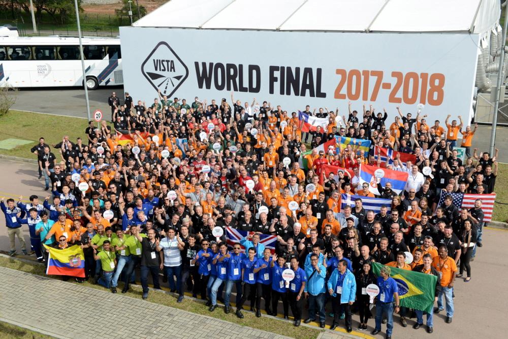 볼보트럭코리아, 정비기술 올림픽 결승 참가