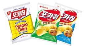 '서른 살' 된 오리온 포카칩