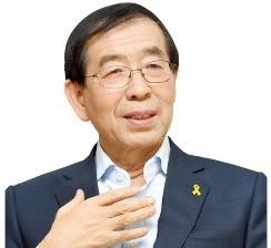 """박원순 서울시장 """"강북 옥탑방에 집무실 마련"""""""