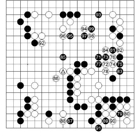 [제22기 하림배 여자국수전] 黑, 준비된 타개