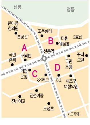 선릉역 상권 상업용 빌딩 매매사례 분석