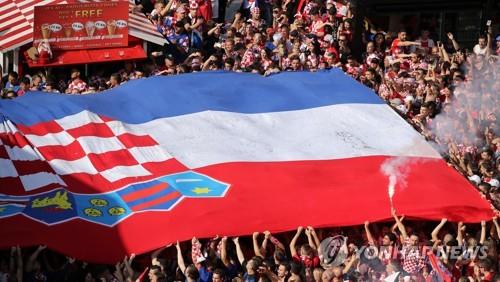 """[월드컵] """"잘싸웠다""""… 눈물과 감동 교차한 크로아티아"""