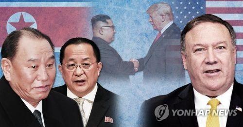폼페이오, 이번주 방북… 비핵화·北체제보장 협상 풍향계될듯