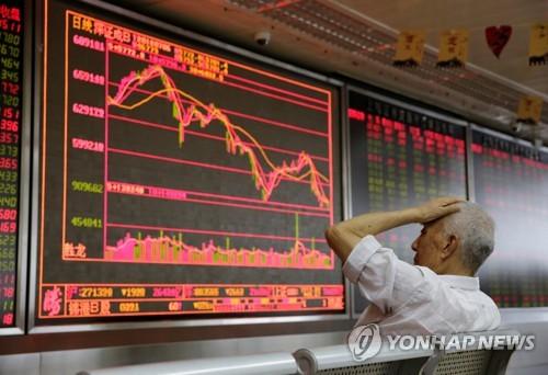 미중 무역전쟁에도 아시아 증시 주가 상승