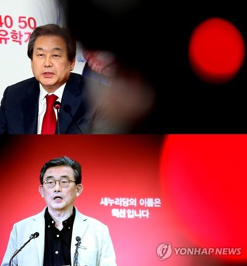 '국민경선 위기감' 박근혜, 靑 동원해 '친박' 지원 드러나