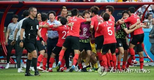 한국, 월드컵 기대 이상의 성적 낸 팀 19위… 일본은 2위