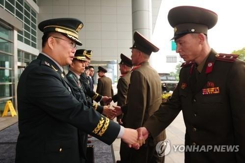 """국방부 """"서해지구 남북 군 통신선 완전 복구"""""""