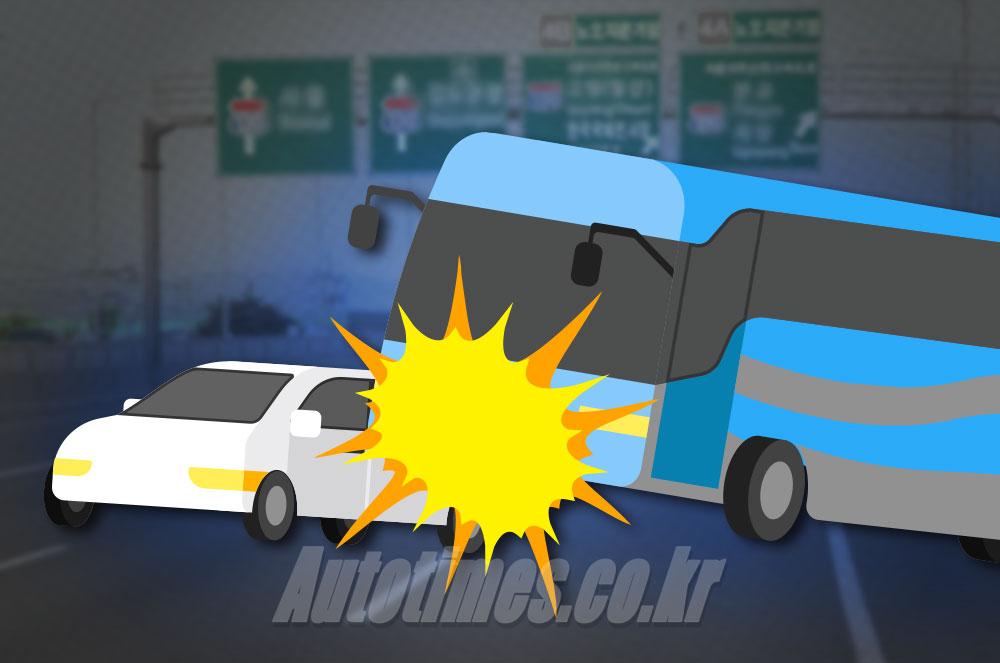 대형 사업용차, 차로이탈경고장치 의무 대상 확대