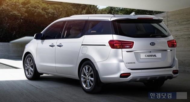 카니발은 7월 한 달간 7000대 이상 팔려 기아자동차의 내수 증가세를 견인했다. (사진=기아차)