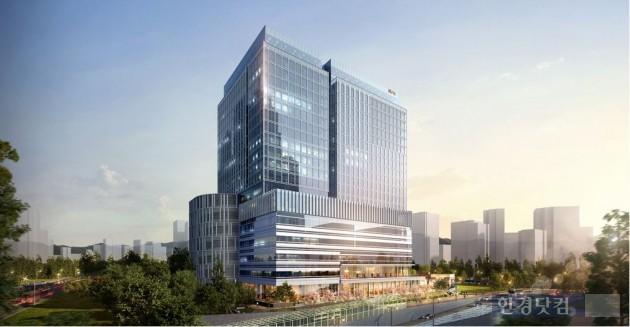 'SK V1 센터'···각종 세재혜택 적용 받는 동탄테크노밸리 지식산업센터