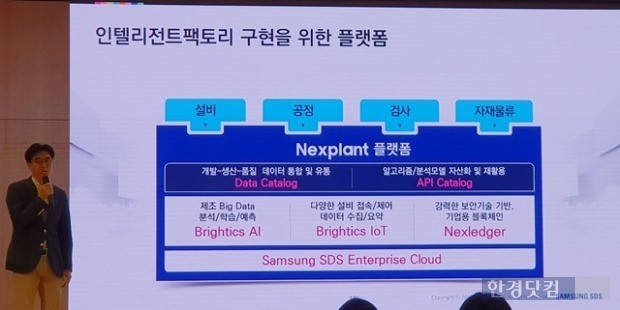 삼성표 첨단ICT기술 녹아든 '인텔리전트팩토리' 사업화한다
