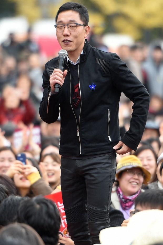 김제동 '굿모닝FM' DJ 발탁  /사진=한경DB
