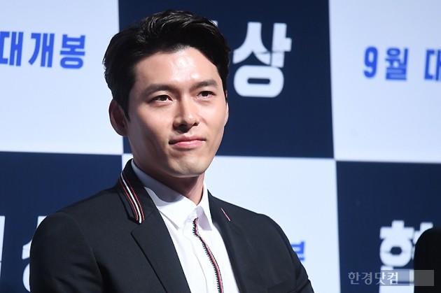 [HK영상] 현빈, 역대급 악역으로 변신 '감추지 않는 흥행 1위 욕심'