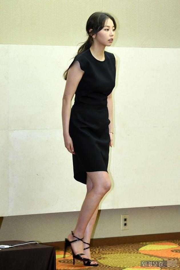 [포토] 안소희, '성숙해진 모습으로~'