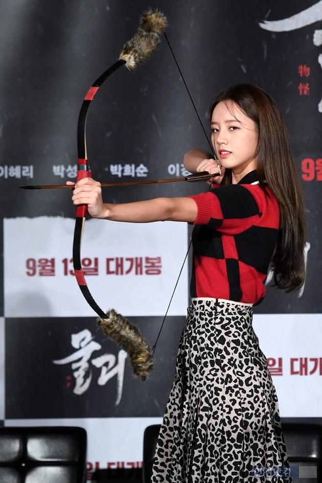 '물괴' 김명민·이혜리, 조선 괴담을 완성하다