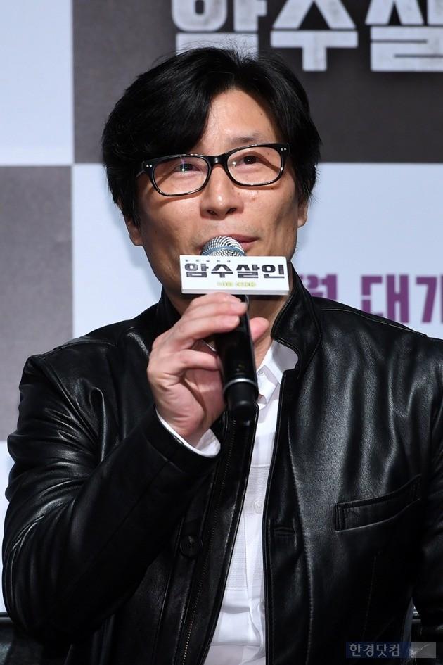 [포토] 김태균 감독, '실화를 바탕으로 만든 암수살인'