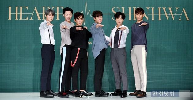 '여전히 새롭다'…신화 데뷔 20주년 과거와 현재, 그리고 미래 (종합)