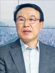 14일 개국하는 한국농업방송(NBS) 이상욱 사장