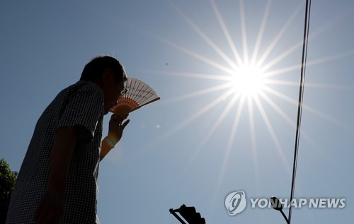 대전 38.6도…기상관측 49년만에 역대 최고 기온