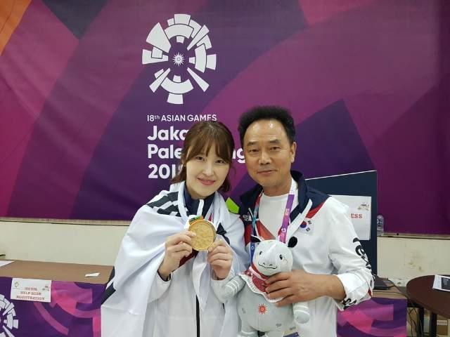 [아시안게임] 볼링 류서연, AG 금메달 6개로 한국 선수 최다 타이
