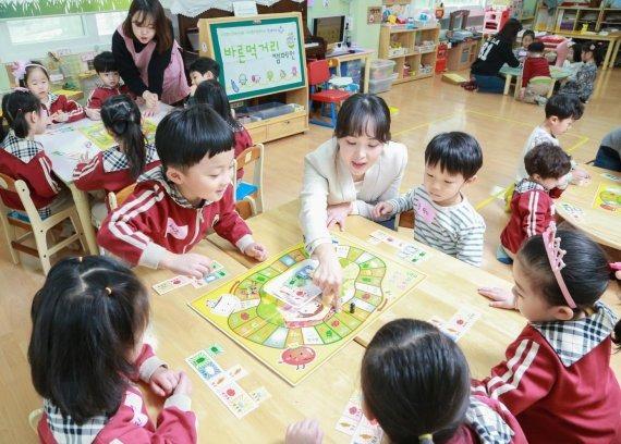 풀무원 '바른먹거리 교육' 8년만에 10만명 돌파
