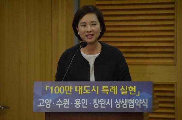 文 대통령 중폭 개각…교육 유은혜·여성 진선미 등 5개 부처 장관 교체