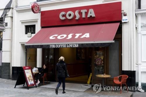 코카콜라, 세계 2위 커피 체인점 코스타 커피 인수