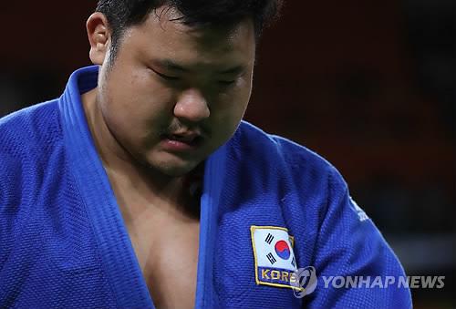 -아시안게임- 남자 유도 김성민, 100㎏ 이상급 금메달…아픈 팔로 우승투혼