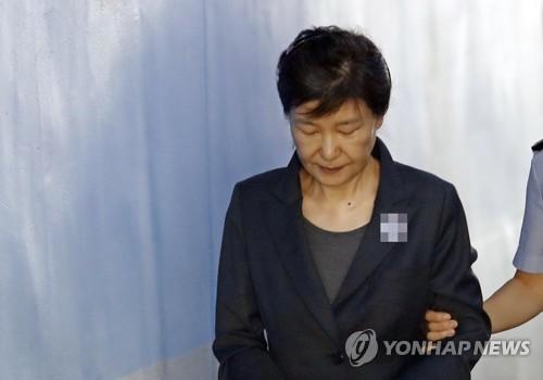 '국정농단' 박근혜 2심 선고 시작… 뒤이어 최순실·안종범 선고