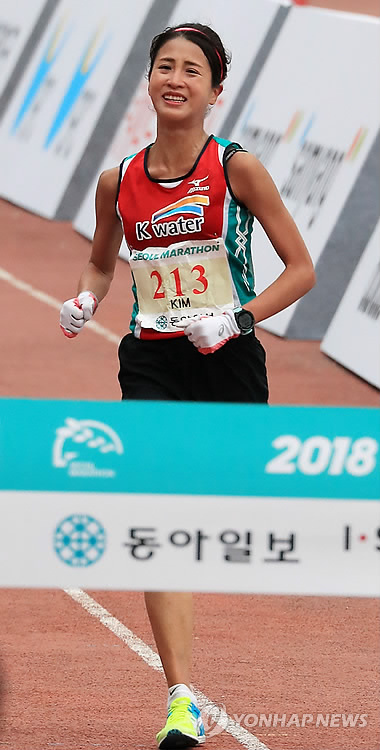 [아시안게임] 여자 마라톤 김도연, 28년 만에 메달 도전… 내일의 하이라이트