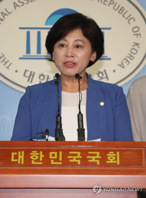여성노동운동 30년 남인순, 민주당 유일한 女최고위원