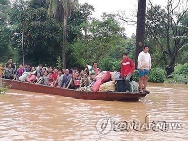 서울시, 라오스 댐 사고 피해복구 위해 5만 달러 지원