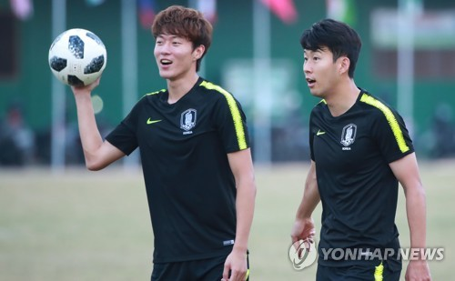 [아시안게임] '무릎 부상' GK 조현우, 숙소에 남아 재활훈련