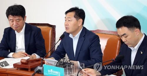 """김관영 """"거대양당, 개혁입법 위해 노력하는지 의문"""""""