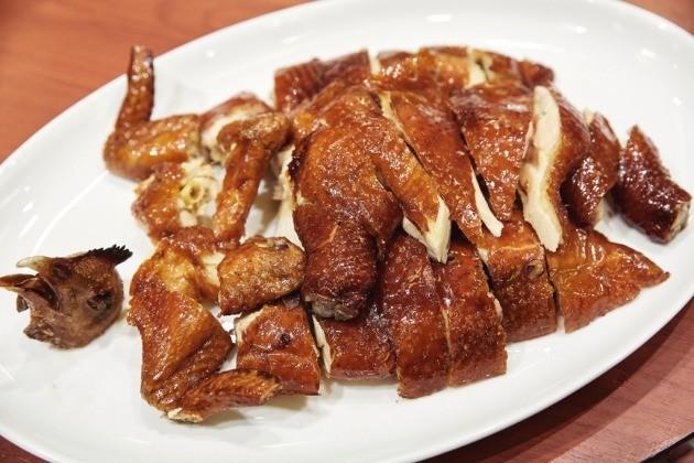 푹람문의 닭 튀김