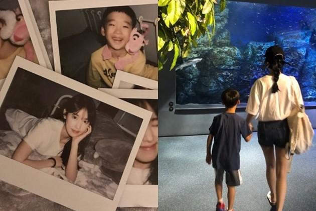 박환희 아들 공개 /사진=박환희 인스타그램