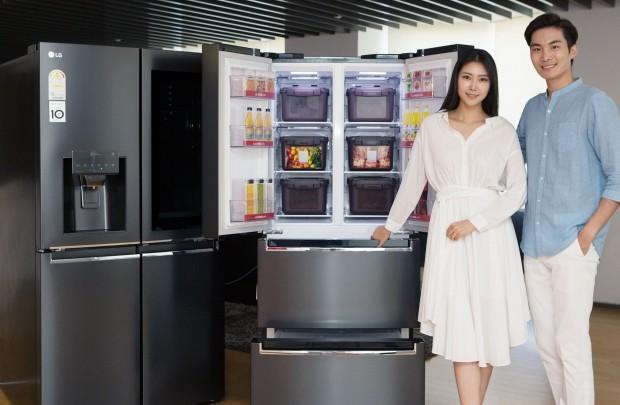 LG전자, 김치 감칠맛 살려주는 'LG 디오스 김치톡톡' 신제품 출시
