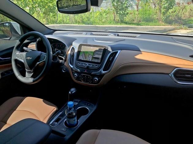 한국GM이 판매 중인 중형 스포츠유틸리티차량(SUV) 이쿼녹스 / 사진=박상재 기자