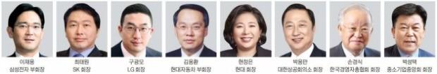 평양 처음 가는 이재용·구광모, 주말 반납하고 '북한 열공'