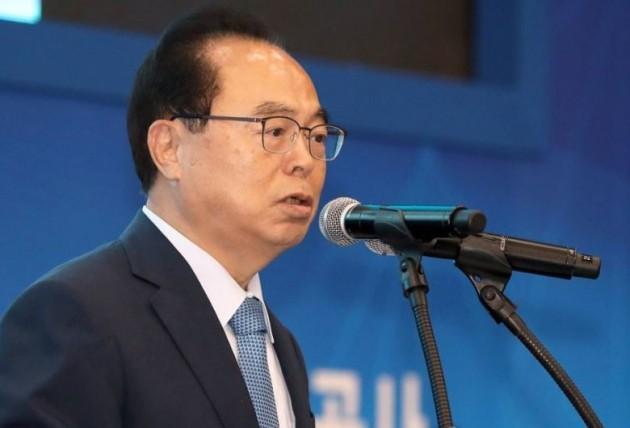 오거돈 부산시장 [연합뉴스 자료사진]