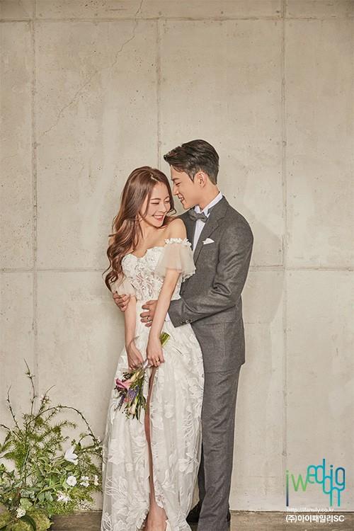 '하트시그널' 서주원 김민영 결혼 /사진=아이웨딩