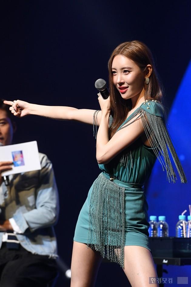 """[호감 vs 비호감] '사이렌' 선미 부러질 듯 앙상한 각선미 """"살 찌우고 싶어요"""""""