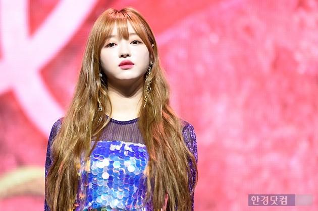 [포토] 오마이걸 유아, '시선 강탈 눈부신 미모'