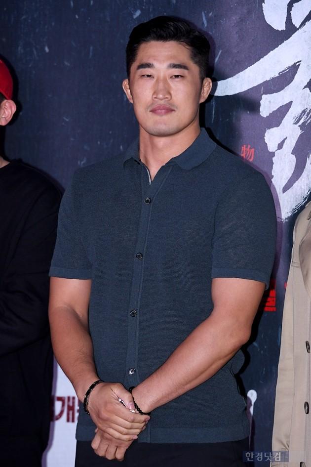 [포토] 김동현, '용감한 남자'