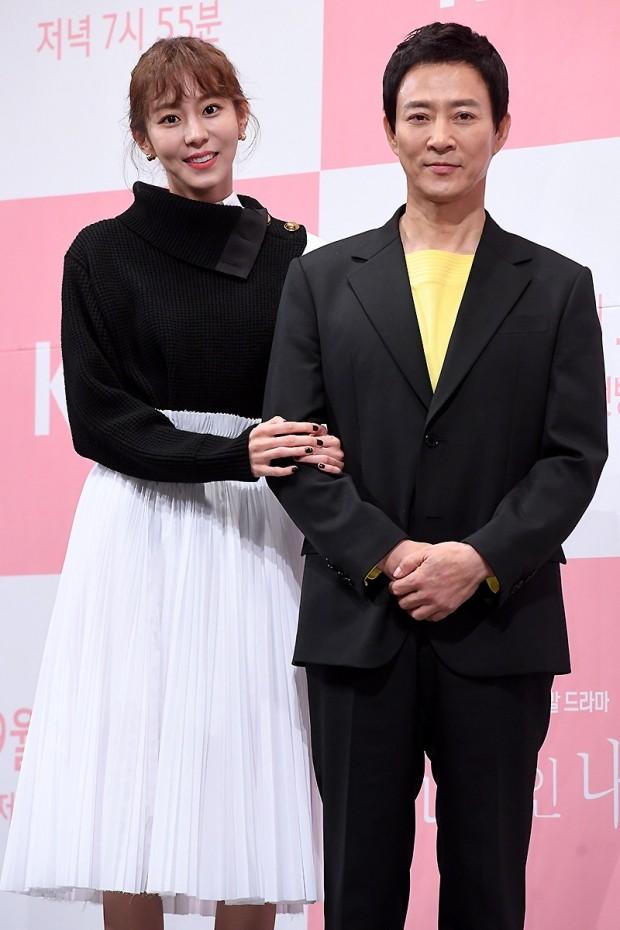 '하나뿐인 내편' 유이 최수종 /사진=변성현 기자